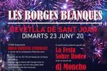 Revetlla de Sant Joan I Les Borges Blanques