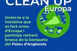 Cartell Campanya Let's Clean Up Europe
