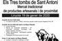 Festa i Mercat dels Tres Tombs de Sant Antoni | Linyola