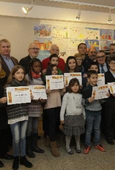 Entreguen els premis del concurs literari i de dibuix dels Reis