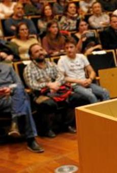 Expliquen a Lleida com detectar la dislèxia jugant