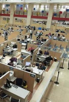 Un 2,64% més d'ingressos per tributs catalans a Lleida