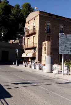 'Suspèn' en seguretat la C-12 al seu pas per Balaguer