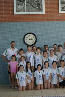 Novena edició del Trofeu de Sant Isidre de natació