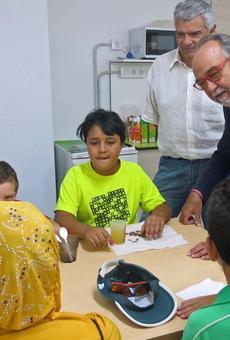 Els centres oberts atenen 600 infants diàriament a Lleida