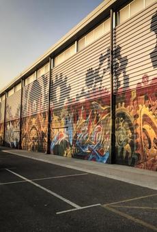 Grafiters de València i Madrid guanyen el primer Street Art festival de Torrefarrera