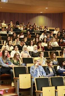 Benvinguda per als nous alumnes a la UdL