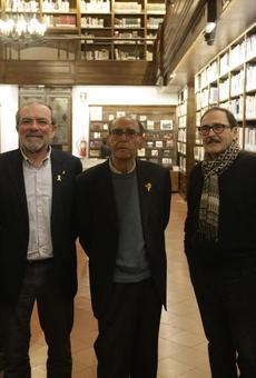 "Jordi Pàmias: ""La poesia ha de commoure'ns"""