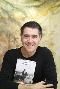 "Martí Gironell: ""La vida tenaç i obstinada de Ceferino Carrión seria perfecta per una pel·lícula"""