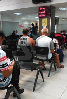 La Policia expedirà el DNI a la comissaria del govern militar i tanca el local de Cappont