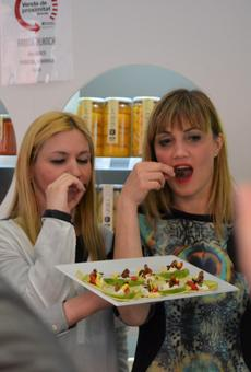La cuina amb insectes, un dels plats forts del cicle de noves tendències alimentàries