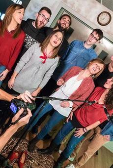 'A la guerra, res', una cançó en 4 llengües amb artistes de Ponent que vol ser un himne a la pau