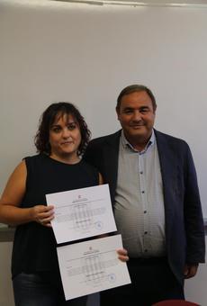 """Primera lleidatana amb la nul·litat dels judicis franquistes: """"El meu padrí volia que recordéssim la seva història"""""""