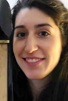 """Berta Puigdemasa: """"De petita, corria descalça cridant que volia tocar l'arpa"""""""