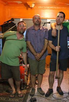 """De la Torre: """"Som quatre garrulos de poble que ens ho passem bé fent música"""""""