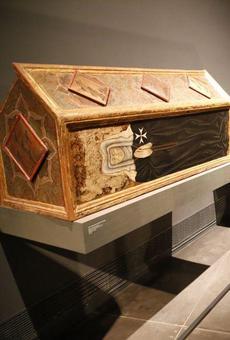 Peces destacades al Museu de Lleida / Òscar Mirón