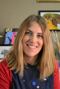 """Raquel Zazurca: """"La il·lustració és la manera d'expressar el que sento"""""""