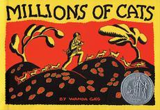 Portada de Un millón de gatos