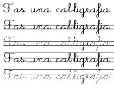 cal·ligrafia