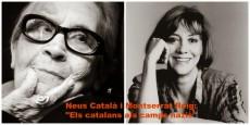 Neus Català i Montserrat Roig