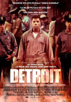 """""""Detroit"""": racisme arran de pell"""