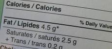Entendre la informació nutricional quan comprem un aliment
