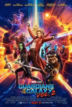 """""""Guardianes de la galaxia Vol. 2"""": superherois bandarres"""