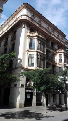 Edifici eclèctic de l'any 1878.
