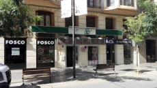 Fosco, Zuleika Rodríguez i Genet Blau, tres establiments amb arcades gòtiques als quals vull agraïr la seva col·laboració amb aquest post.