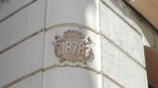 Data de construcció de l'edifici.
