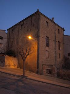 Cal Quirze (avui Ca l'Hereu, o Casa de Mossèn Ramon)