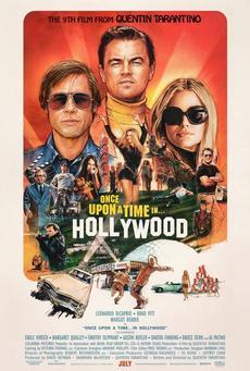 """""""Érase una vez... en Hollywood"""": fabulós i juganer homenatge"""
