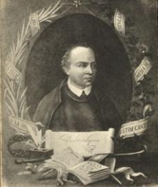 Mn. Francesc Vicenç Garcia, lo rector de Vallfogona