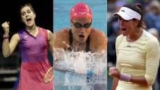 Marin, Belmonte y Muguruza optan a Medallas Olímpicas
