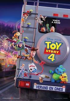 """Toy Story 4"": l'aventura continua"