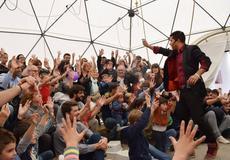 Sorteig 3 samarretes del Buuuf!!! Festival de Pallassos i Bufons a la gorra