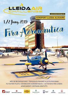 Sorteig d'un vol de 20 minuts per a una persona durant el Lleida Air Challenge