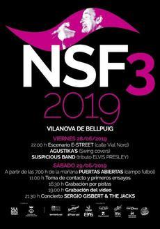 Sorteig Exprès 2 Entrades Dobles per al No Surrender Festival