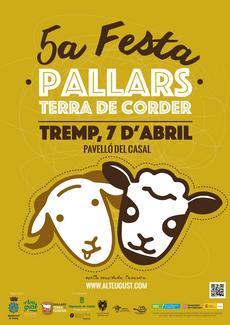 """Sorteig dinar per a dues persones a la 5a Festa """"Pallars Terra de corder"""""""
