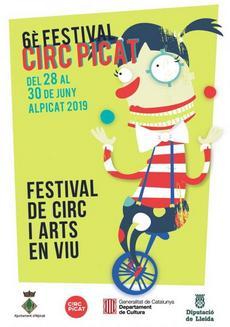 """Sorteig 2 Entrades Dobles per a """"Vida"""", espectacle de titelles al Circ Picat"""