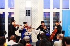 Sorteig Entrada Doble per Quartet Gerhard al Festival de Música Castell de Concabella