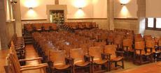 Aula Magna IEI (Institut d'Estudis Ilerdencs)