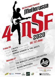 No Surrender Festival 2020
