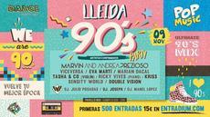 Lleida 90's Party