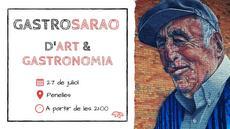 #GastroSarao - Casem murals i gastronomia!