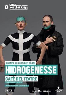Hidrogenesse Cafè del Teatre