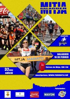 Mitja Marató de Balaguer
