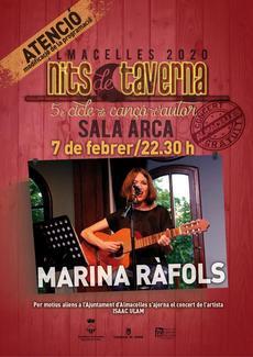 Nits de Taverna: Marina Ràfols