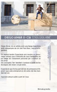 Etxea, casa, home - Diego Aimar & Cia