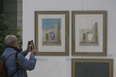 L'exposició es pot visitar fins el 29 d'abril / Itmar Fabregat - SEGRE